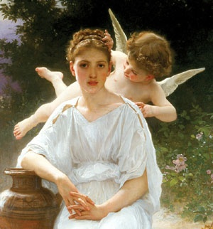 Image result for angel whisper pix